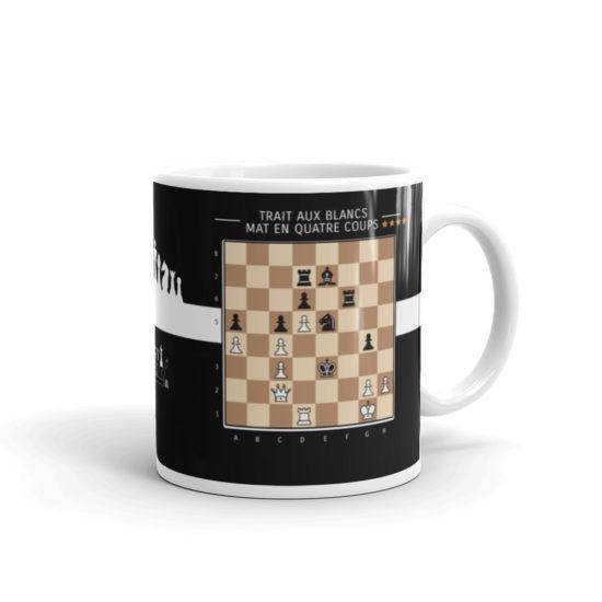 Mugs positions de mat