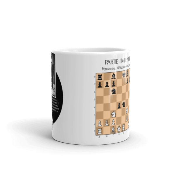 mug echecs ouverture italienne paul morphy